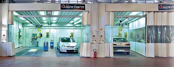 Genius Prep Stations Automotive Paint Ctof Configurations